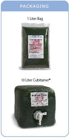 Packaging 1 Liter & 10 Liter